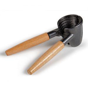 Casse-noix en bois et fonte - Le Verger de Barnabé